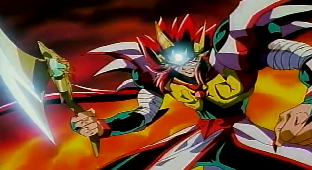 Zenki 2nd Armor Anime Series