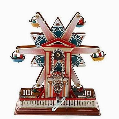 Juguete de Cuerda Noria Antigua