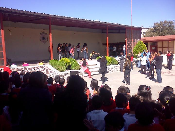 CLAUSURA DE 6° AÑO....2012