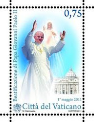 "Papa Giovanni Paolo II ""stamps"""