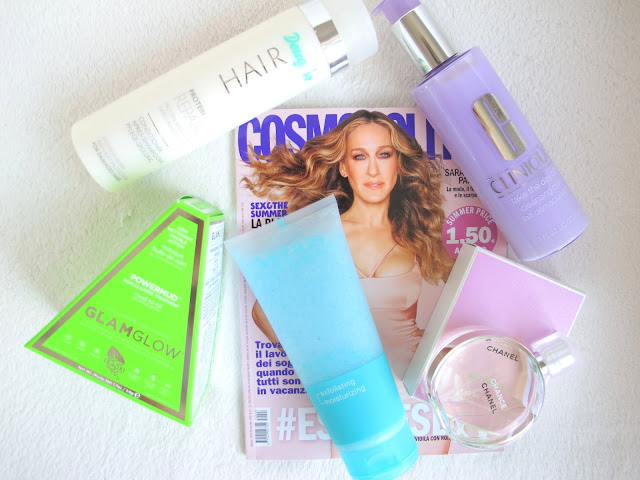 New Beauty Products // August 2015