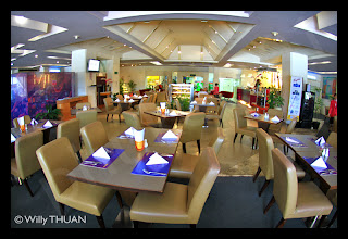 Thai Airways Restaurant