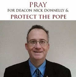 Pray for Deacon Nick Donnelly