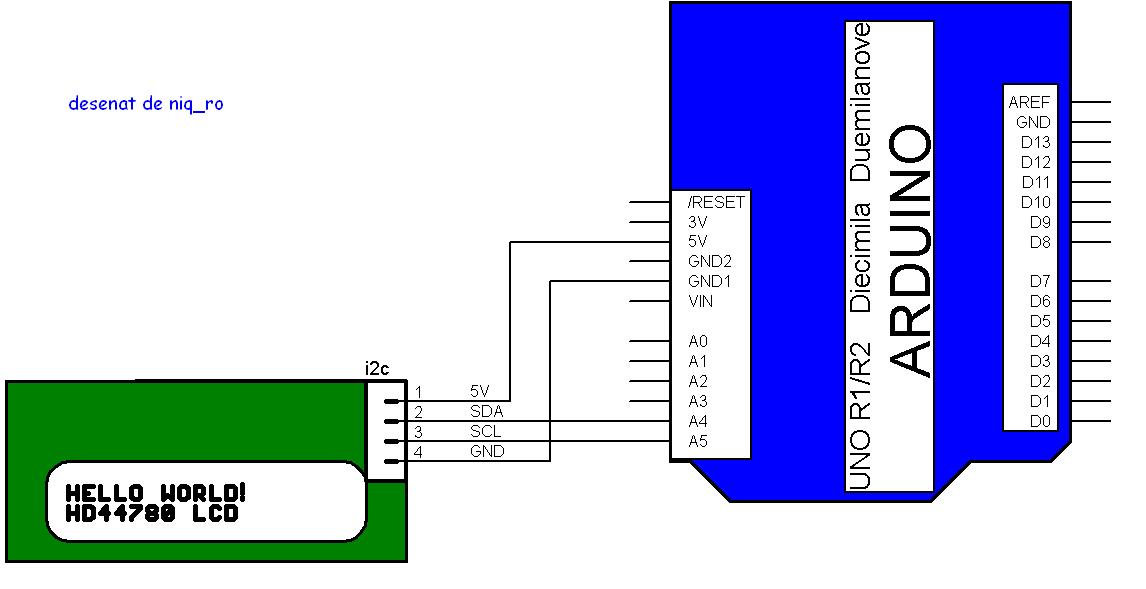 Nicu florica niq ro interfata i c la lcd pentru arduino
