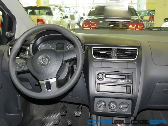 Fox Prime 2013 - interior - painel