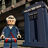Comic-Con 2015: Doctor Who Travels Across Time and Space in LEGO Dimensions! Here's the Trailer!