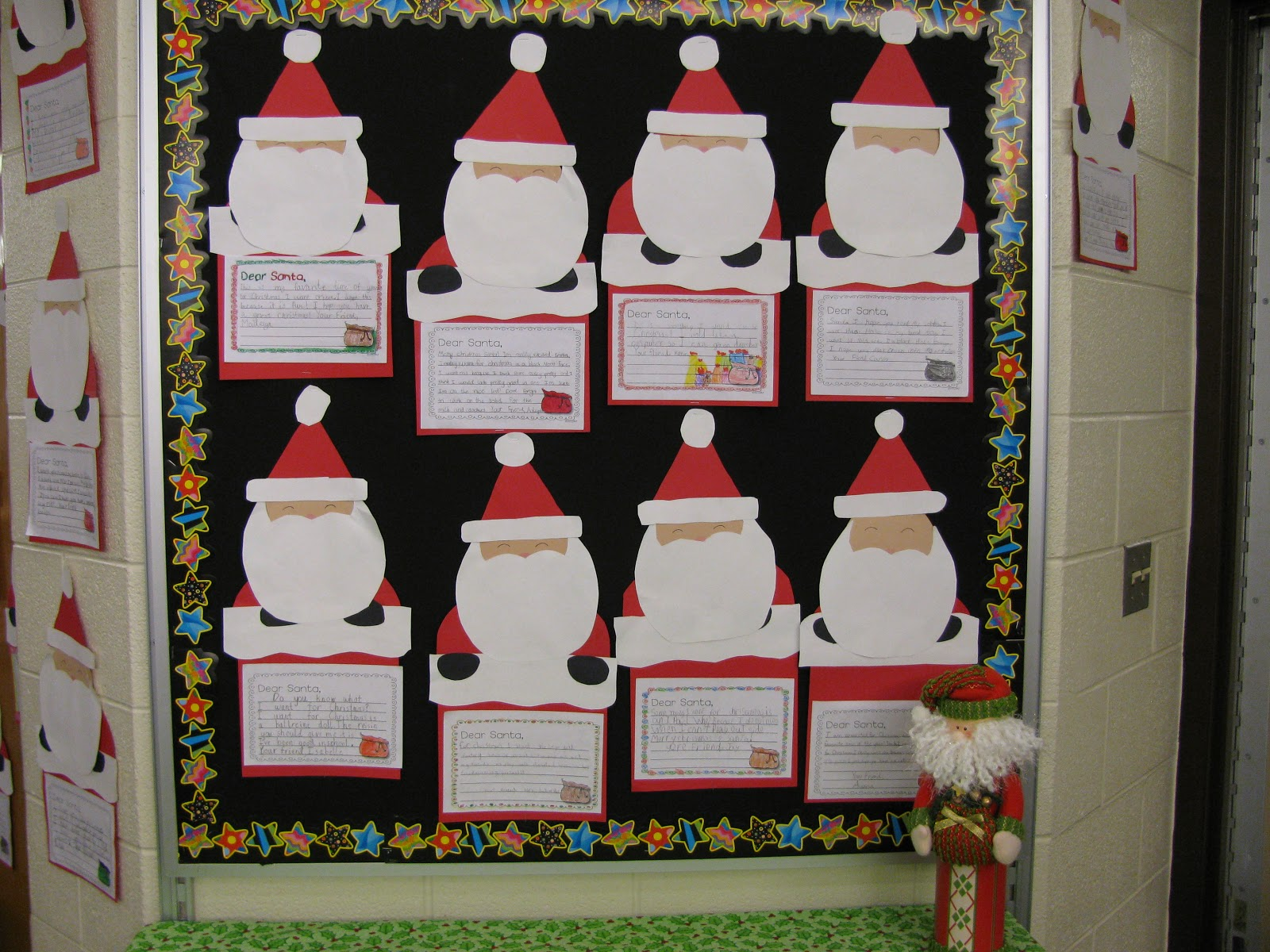 Classroom Christmas Craft Ideas Part - 33: Christmas Projects In The Classroom And A Freebie