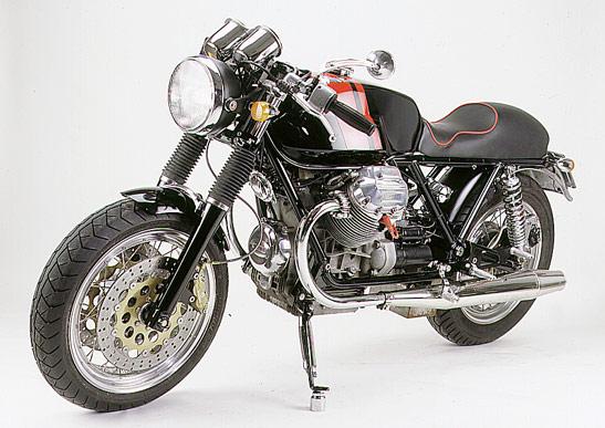 Moto Guzzi specials