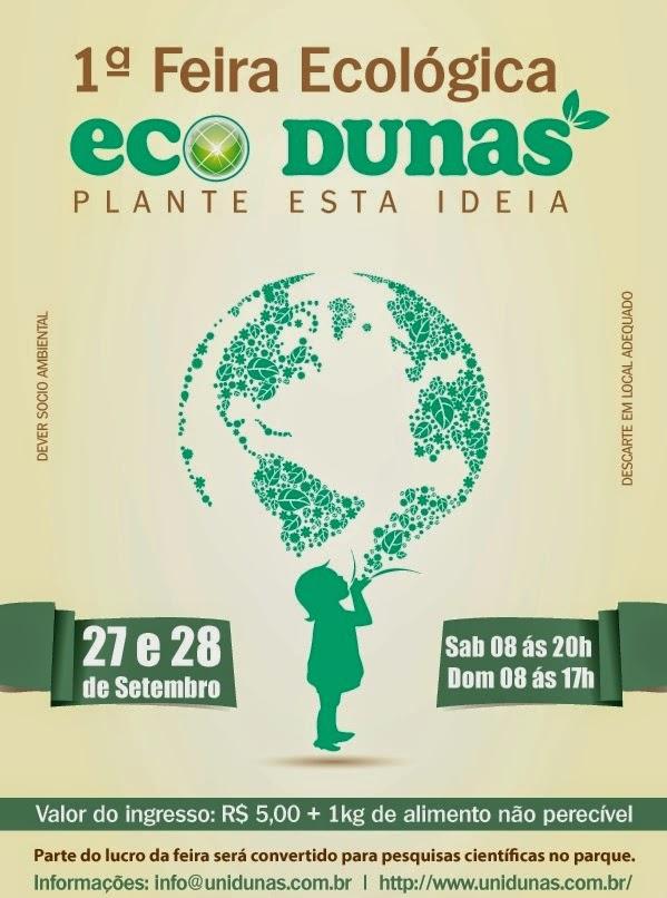 Feira Ecológica EcoDunas