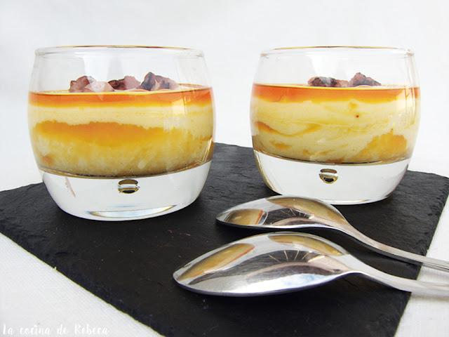 Crema de patata al pimentón con pulpo