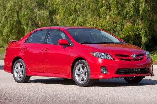 Corolla sempre popular Toyota