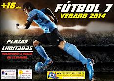 #TorneoF7Verano14