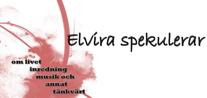 Elvira Spekulerar