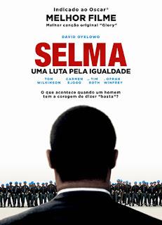 Selma: Uma Luta Pela Igualdade - BDRip Dual Áudio