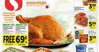 Amy 39 S Daily Dose Safeway Coupon Deals 11 23 11 27