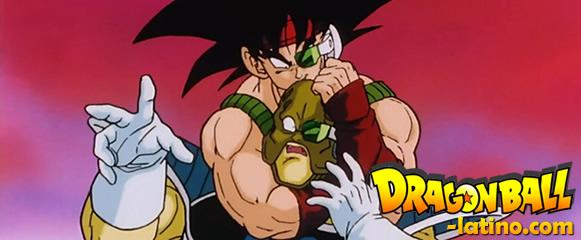 La Batalla de Freezer contra el padre de Goku