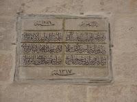 Eski Camii Kitabe