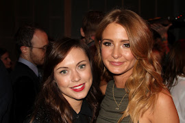 Millie Mackintosh Lashes- The Launch Party