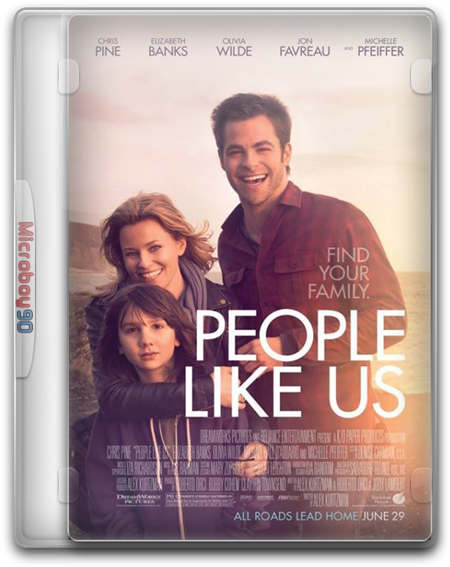 People Like Us (2012) BRRip Español Latino