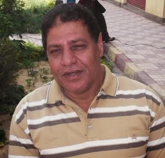 نائب مدير ادارة المدرسة الاستاذ/ صبري مطاوع