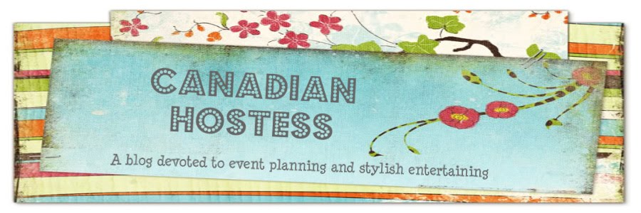 Canadian Hostess Blog