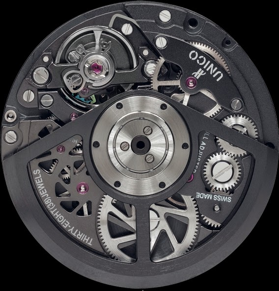 Calibre Hublot Unico HUB 1242