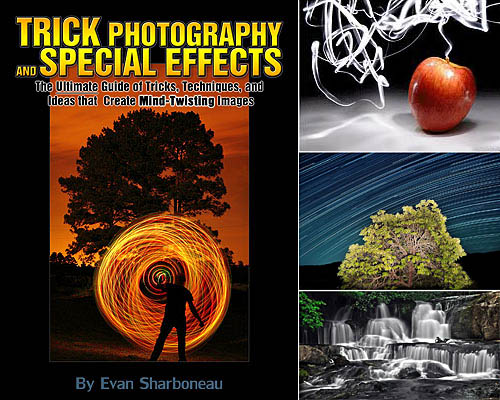 .Trick Photography Book Evan Sharboneau Review Best Price