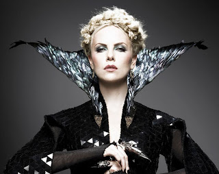 Charlize Theron en Blancanieves