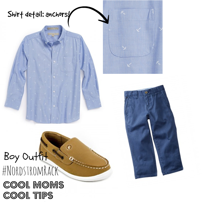 cool moms cool tips #nordstromrack boy outfit