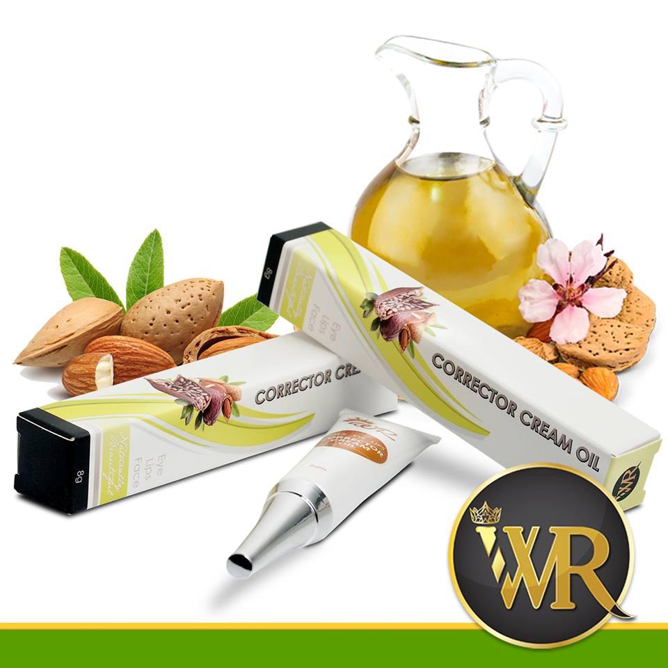 CCO | Corrector Cream Oil
