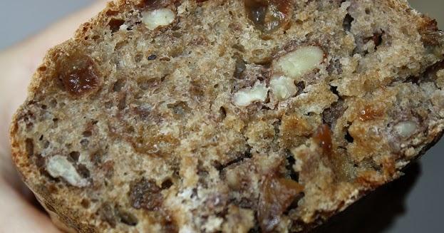 Dagelijks leven bij de achterbergen niet kneden walnotenbrood van jim lahey - Kamer van brood ...