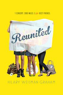 Reunited Hilary Weisman Graham book cover