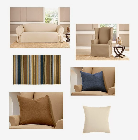 Sure Fit Slipcovers Revive Your Furniture For Spring