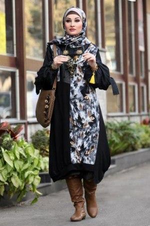 أزياء محجبات 2013 ، ملابس محجبات