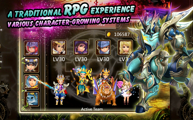 Download Games For Android Phone Legend of Roland Action RPG MOD APK+DATA (Unlimited Gold Coins) screenshot 4