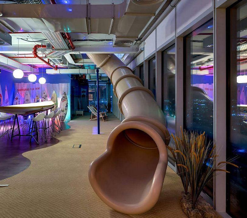 Apuntes revista digital de arquitectura el dise o de for Mobiliario empresas