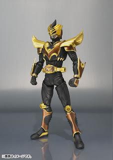 Bandai SH Figuarts Kamen Rider Ryuki - Kamen Rider Odin figure