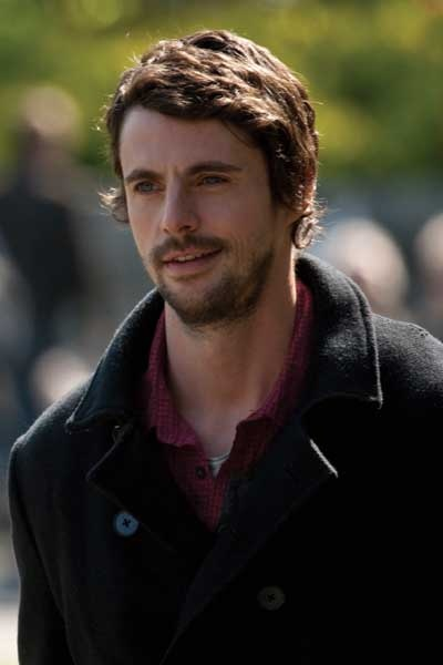 The Outlander TV Series: Matthew Goode as Roger Wakefield MacKenzie