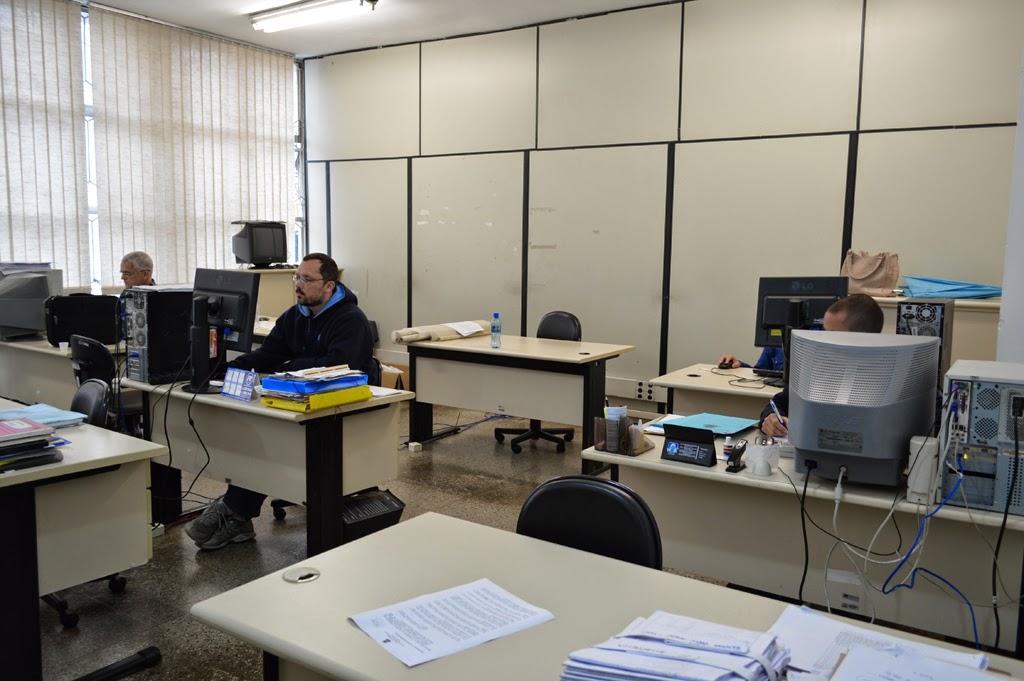 Setor administrativo da Secretaria de Obras funciona na nova sede, na Várzea