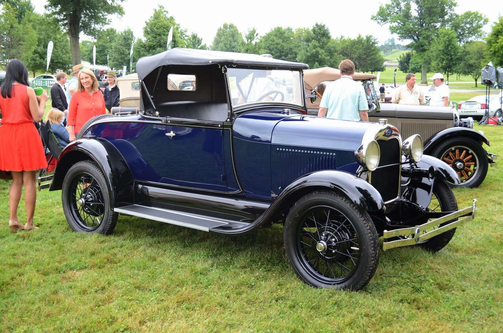 Turnerbudds Car Blog: Keeneland Vintage