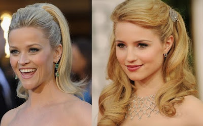 Celebrity Inspiration for Special Occasion Hair