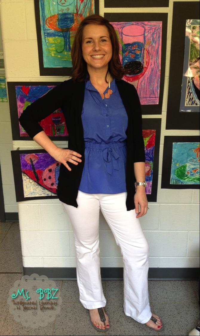 Ms Bbz Teacher Clothes Spring Clothes