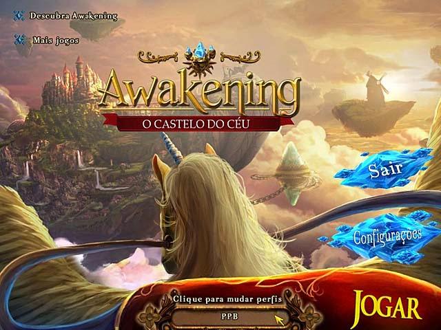 Awakening - O Castelo do Céu PT-BR Portable