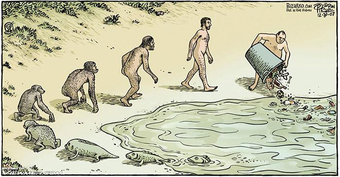 Evolución de la vida en la Tierra