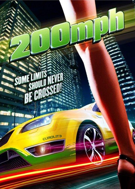 Fast Drive - 200 mph