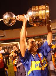 Santos 1 x 3 Boca JUniors - 2003