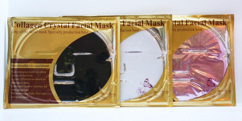Las máscaras en hellouin dibujar sobre la persona