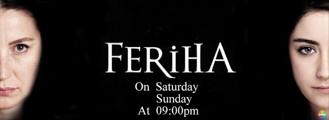 Feriha on Urdu 1 – Episode 7 in HD – 18th May 2013