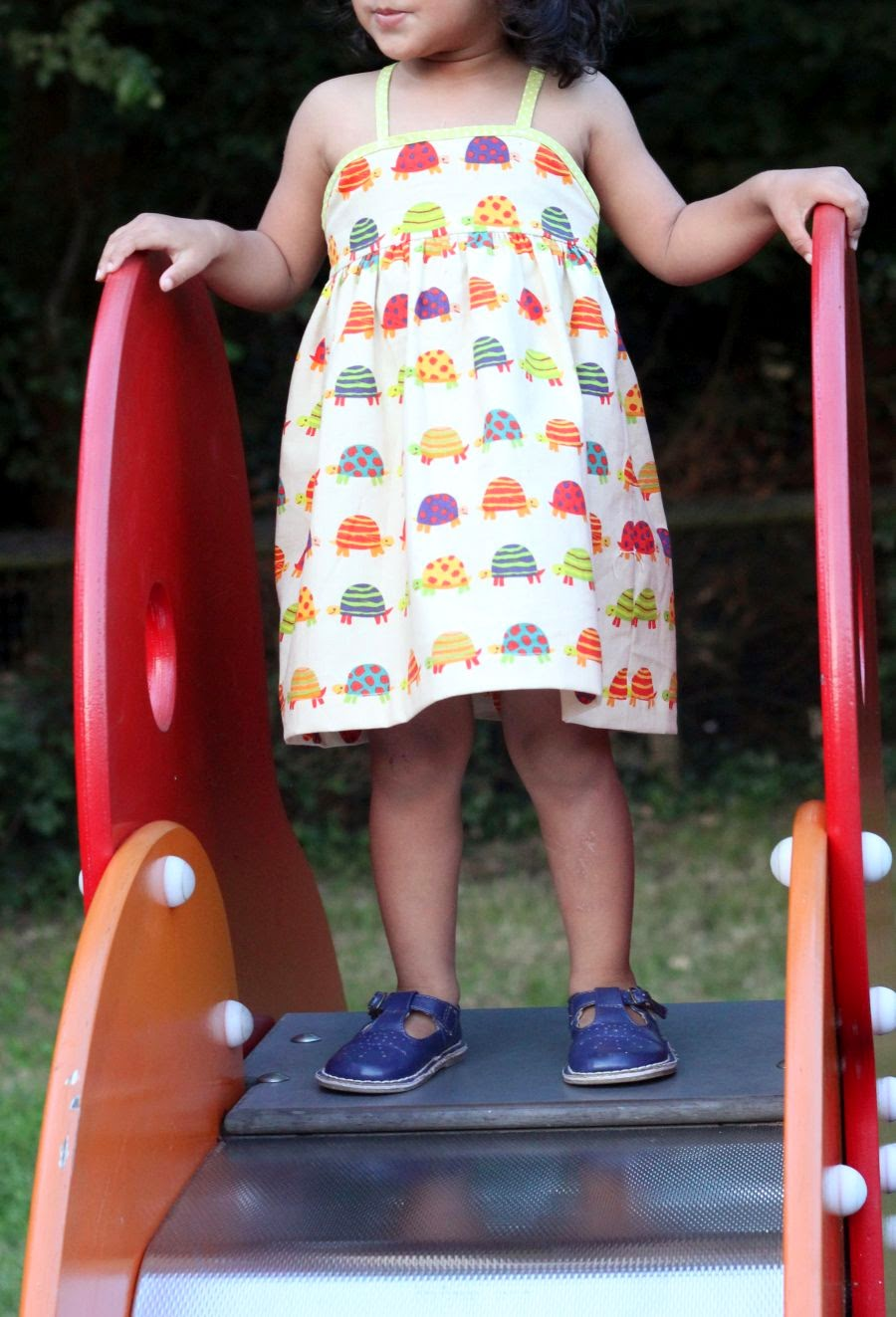 girl dress free pattern for stitching at home