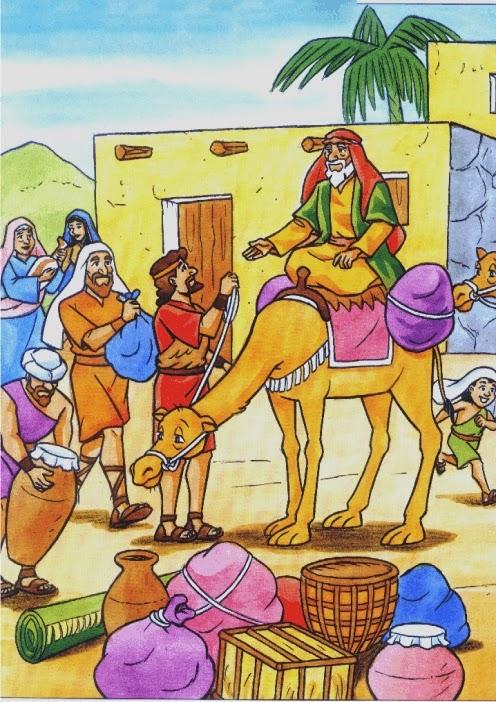 Abraão e a viagem à terra prometida